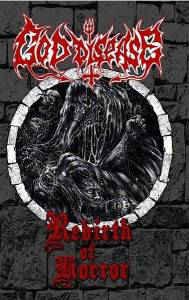 God Disease – Rebirth Of Horror TAPE