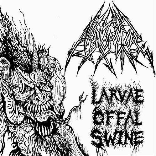 Abhomine – Larvae Offal Swine DIGI-CD
