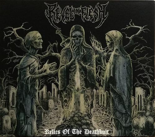 Revel in Flesh - Relics of the Deathkult CD (KS)