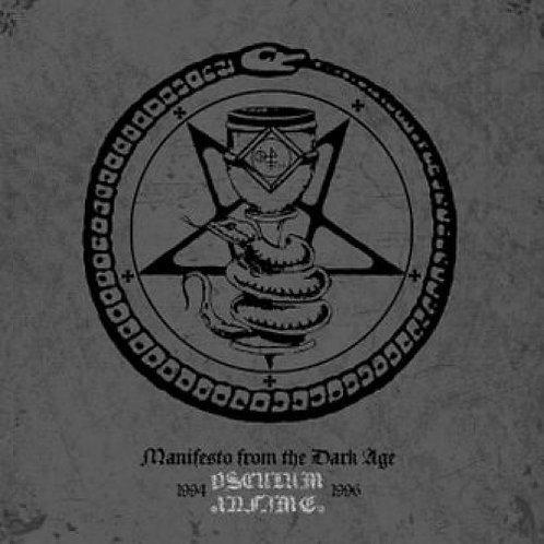 Osculum Infame - Manifesto From The Dark Age 2xLP
