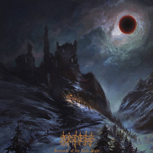 Andeis – Servants Of The Cold Night LP