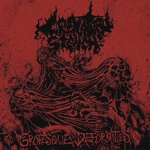 Crematory Stench - Grotesque Deformities MLP