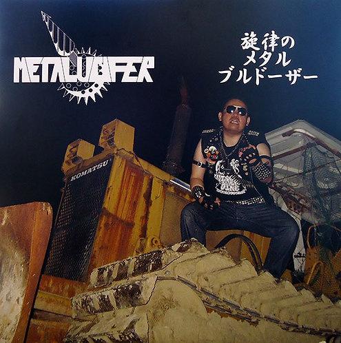 Metalucifer - Heavy Metal Bulldozer Die Hard 4xLP + DVD