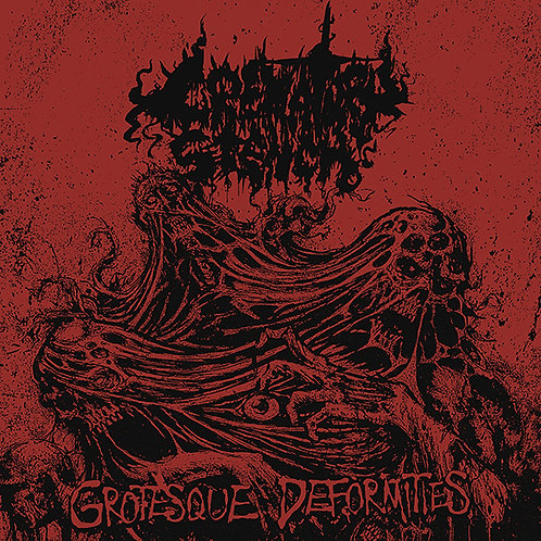 Crematory Stench – Grotesque Deformities MLP