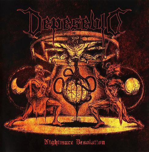 Depeseblo - Nightmare Desolation CD