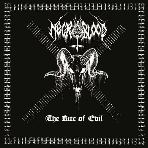 Necroblood - The Rite Of Evil CD