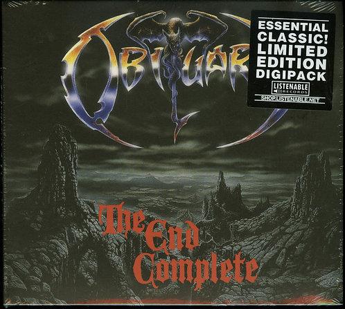Obituary - The End Complete DIGI-CD