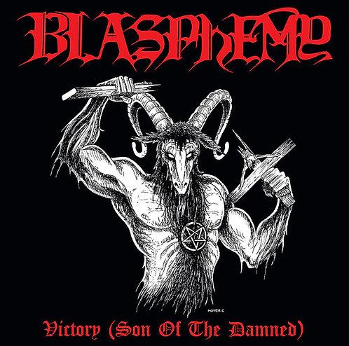 Blasphemy - Victory (Son of the Damned) Die Hard 2xLP (Red Vinyl)