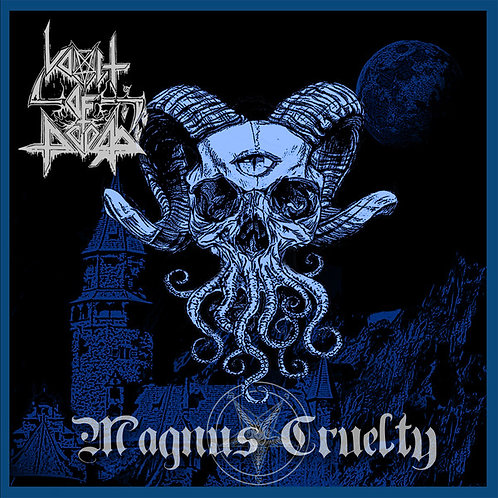 Vomit Of Doom ‎– Magnus Cruelty MCD