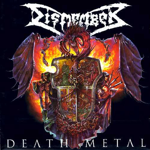 Dismember - Death Metal CD
