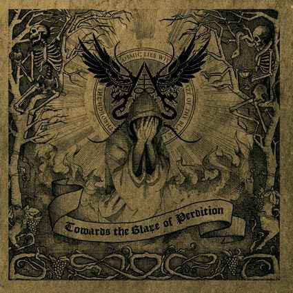 Blaze Of Perdition – Towards the Blaze Of Perdition LP