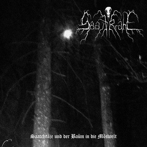 """Saatkrähe / Nartvind - Split 7""""EP"""