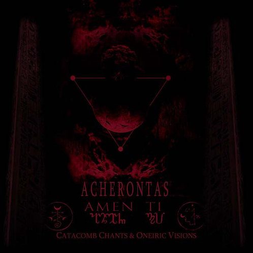 Acherontas - Amenti - Ψαλμοί Αίματος Kαι Αστρικά Οράματα 2xLP