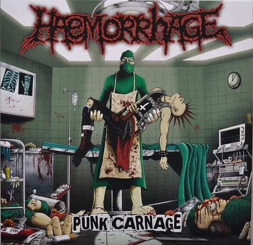 "Haemorrhage - Punk Carnage 9""MLP"