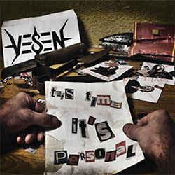 Vesen - This Time it's Personal LP