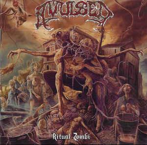 Avulsed -Ritual Zombi CD