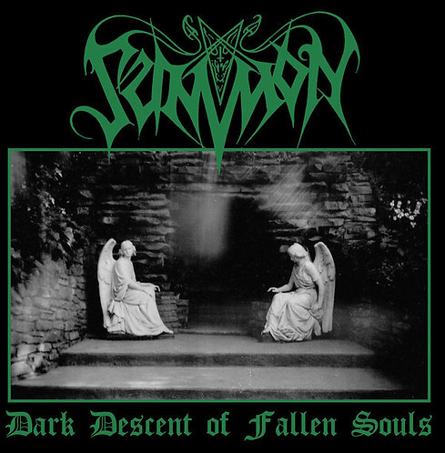 Summon - Dark Descent Of Fallen Souls LP