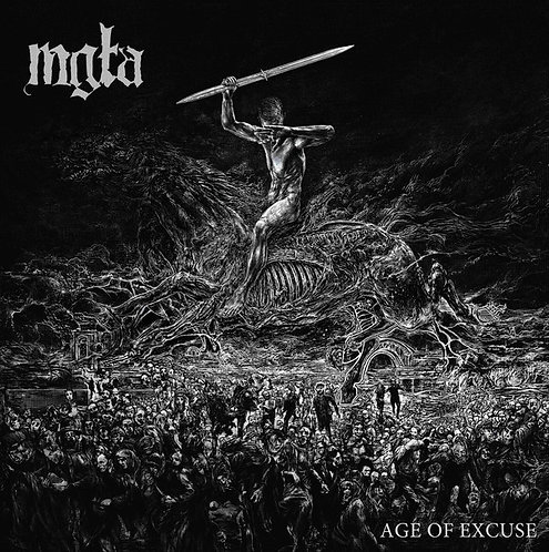 Mgla - Age of Excuse LP