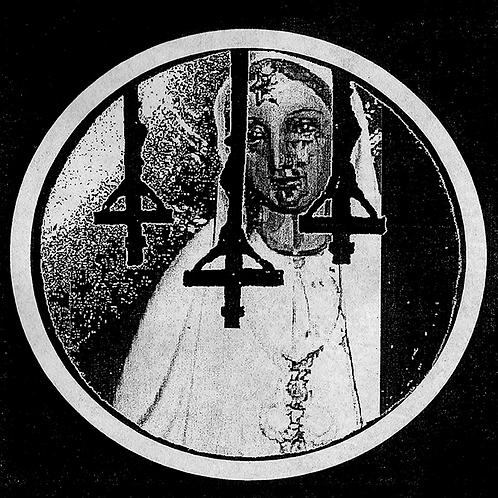Recluse - The Black Famine CD