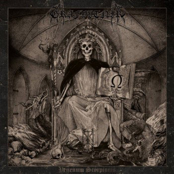 Grafvitnir - Venenum Scorpionis LP (Black Vinyl)