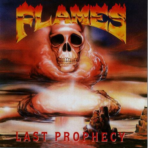 Flames - Last Prophecy CD