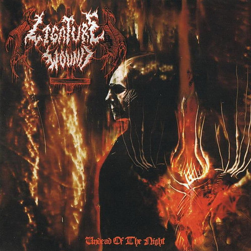 Ligature Wound – Undead Of The Night CD