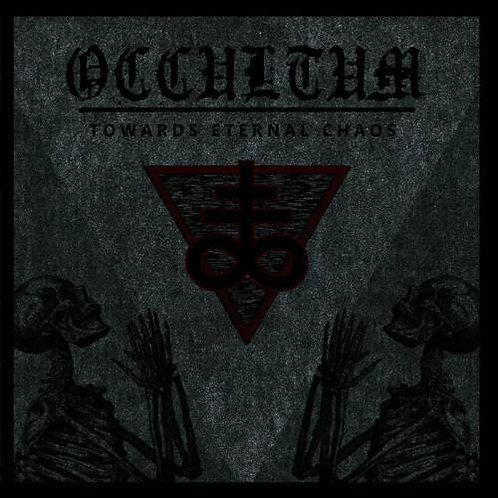 Occultum - Towards Eternal Chaos CD