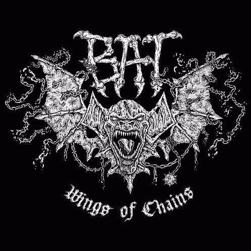 Bat - Wings Of Chains CD