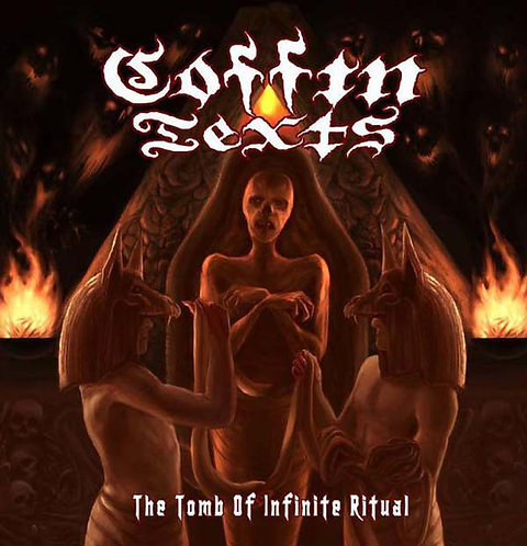 Coffin Texts - The Tomb of Infinite Ritual LP
