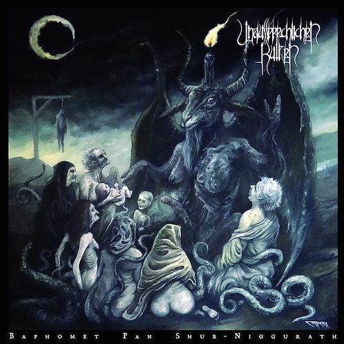 Unaussprechlichen Kulten – Baphomet Pan Shub-Niggurath CD