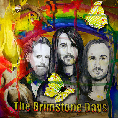 The Brimstone Days - On A Monday Too Early To Tell DIGI-CD