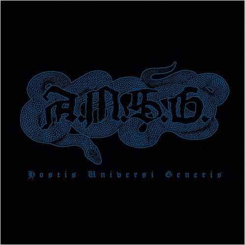 AMSG - Hostis Universi Generis CD