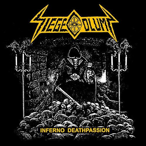 Siege Column - Inferno Deathpassion CD