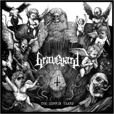 Graveyard - The Coffin Years CD
