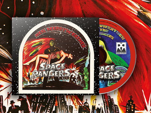 Neil Merryweather & the Space Rangers - Space Rangers DIGI-CD