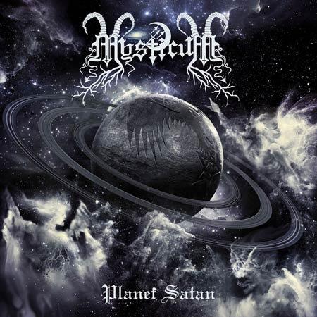 Mysticum - Planet Satan DIGIBOOK-CD