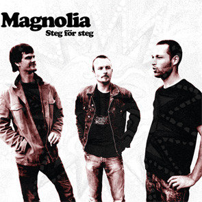 Magnolia - Steg För Steg DIGI-CD