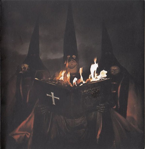 Cult of Fire ‎– Triumvirat CD