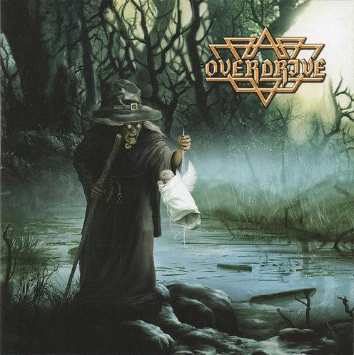 Overdrive - Angelmaker CD (KS)