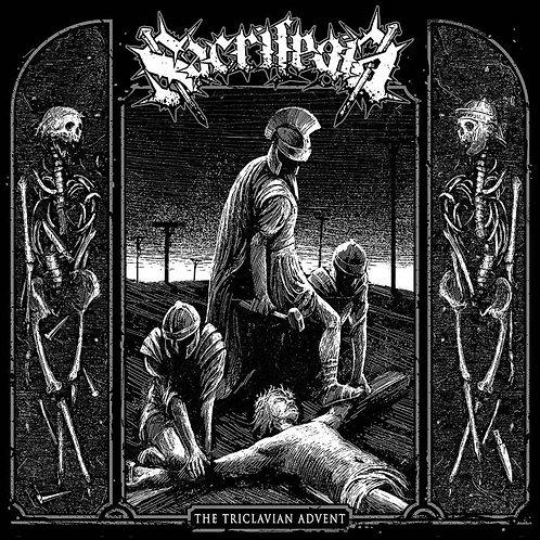 Sacrilegia - The Triclavian Advent CD
