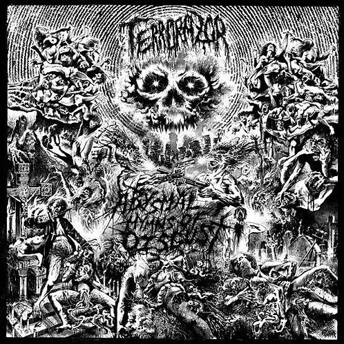 Terrorazor – Abysmal Hymns of Disgust CD