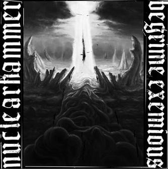 Nuclearhammer / Begrime Exemious - Heretical Serpent Cult CD