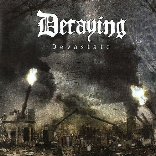 Decaying - Devastate CD