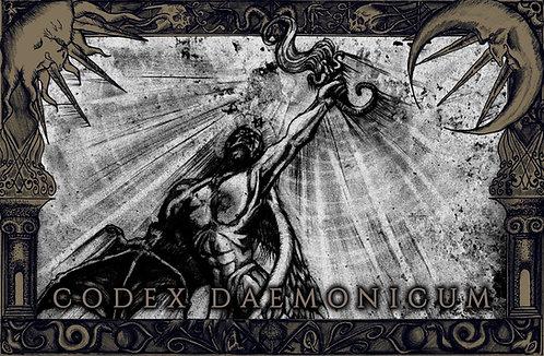 Codex Daemonicum - Doctrines of the Fallen TAPE (Black Tape)