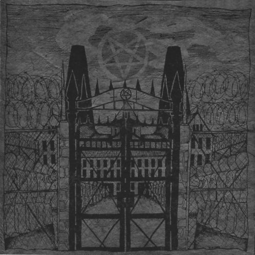 Musta Surma / Bloodhammer / Annihilatus - Christian Holocaust LP
