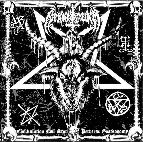 Nekkrofukk – Ejakkulation Evil Storm Of Perverse Goatsodomy CD