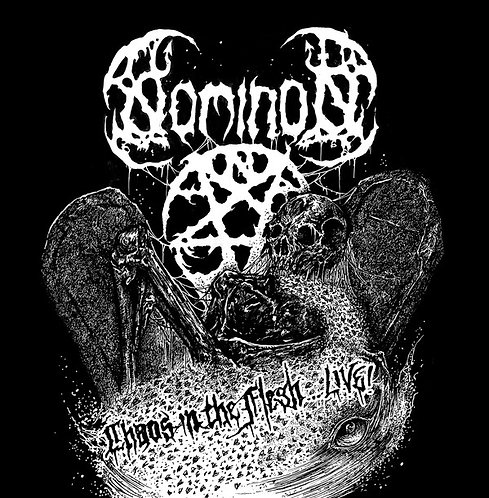 Nominon - Chaos In The Flesh... Live! CD