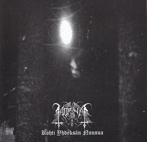 Horna - Kohti Yhdeksän Nousua CD