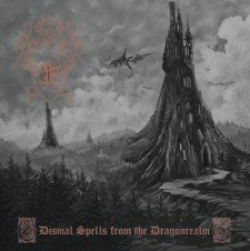 Druadan Forest - Dismal Spells from the Dragonrealm 2xLP