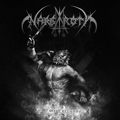 Nargaroth - Era Of Threnody CD